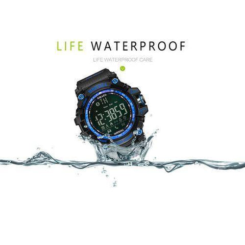 Image of 50Meters Swim Dress Sport Watches Smael Brand Army