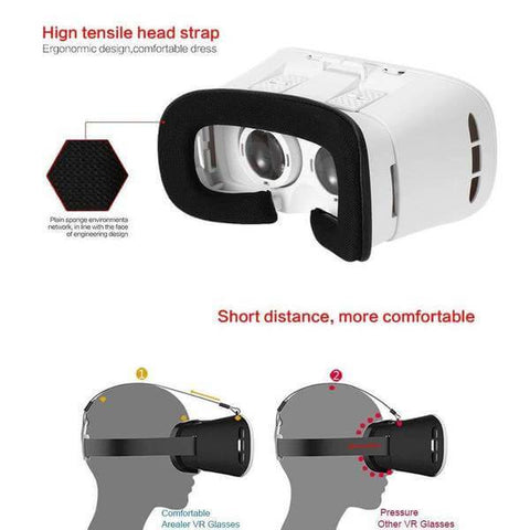 Image of Arealer VR Glasses Headset 3D Glasses DIY