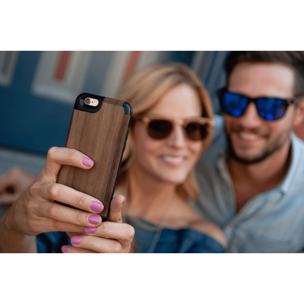 new arrival 3802f 1fd5e WUDN Flex - Wooden iPhone 6, 7, 8 Plus, Battery Charging Case