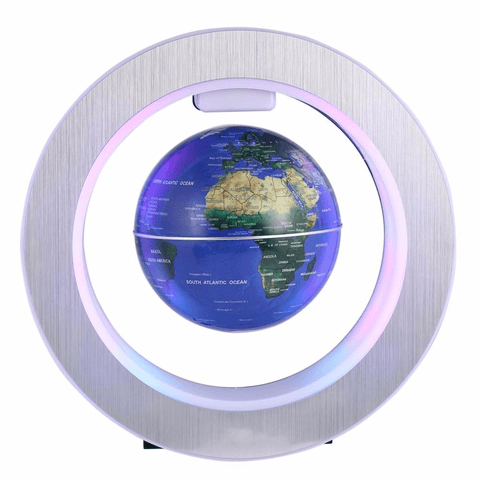 Image of Magnetic Levitating LED Globe