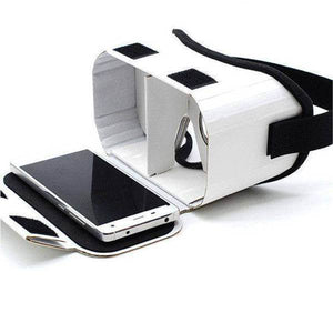 DIY Glasses Box for Virtual Reality compatible with 4-6