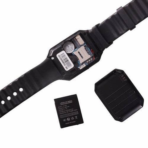 Image of Watch Bluetooth TF SIM Card w/ Camera