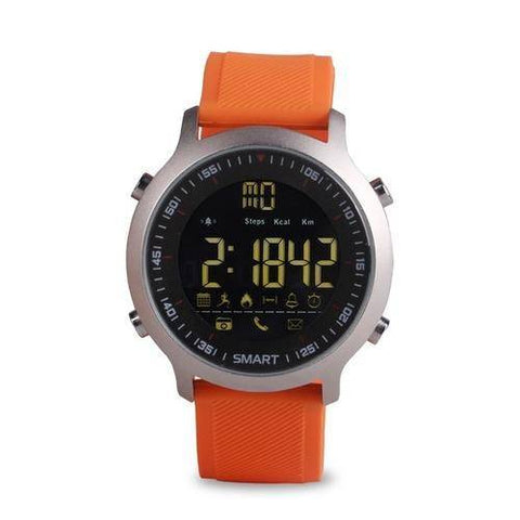 EX18 5ATM Waterproof Watch Pedometer