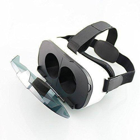 "Comfortable VR glasses fitting 4-6.5"" screens"