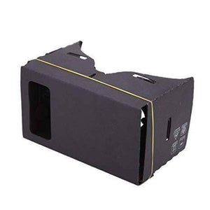 DIY Google Cardboard VR 3D Video Glasses for 3.5