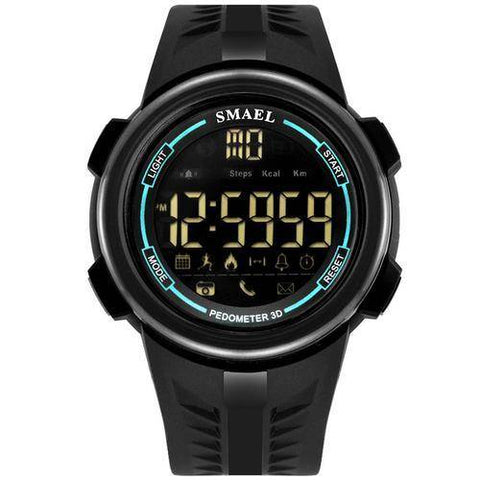 Image of Bluetooth Watch for Men Smart LED Display