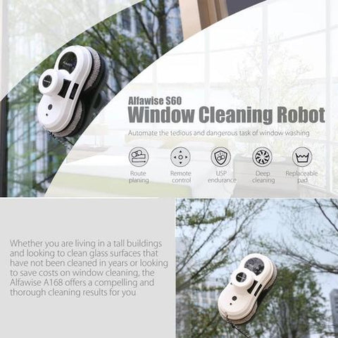 Image of Automatic Window Cleaning Robot