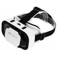 Portable Shinecon VR Glasses 4.7-6.0 Inch Support 1080P