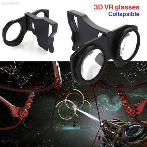 Portable 42mm Optical Lens 3D VR Glasses
