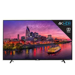REFURB 55 4K HDR Roku Smart TV