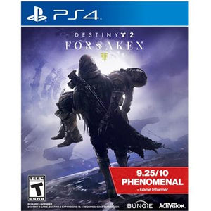 Destiny 2 Forsaken Legend PS4