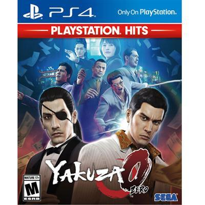 Yakuza 0 PS Hits PS4