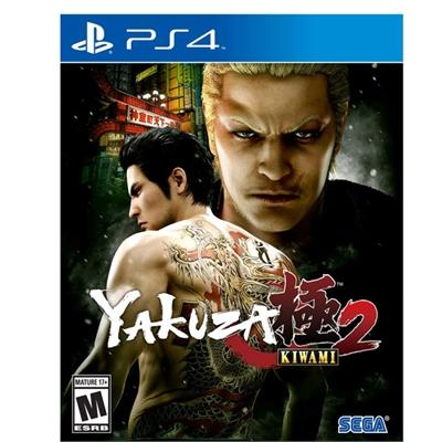 Yakuza Kiwami 2 StandardEd PS4