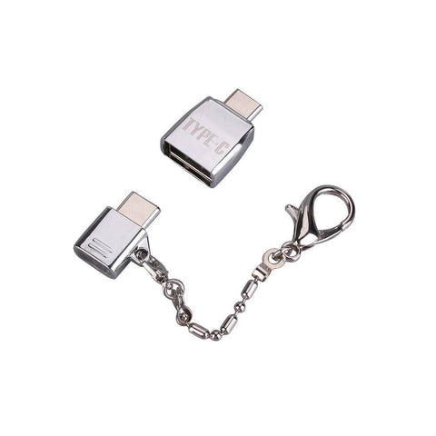Micro USB & USB Male C Type