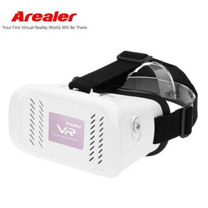 Arealer VR Glasses Headset 3D Glasses DIY