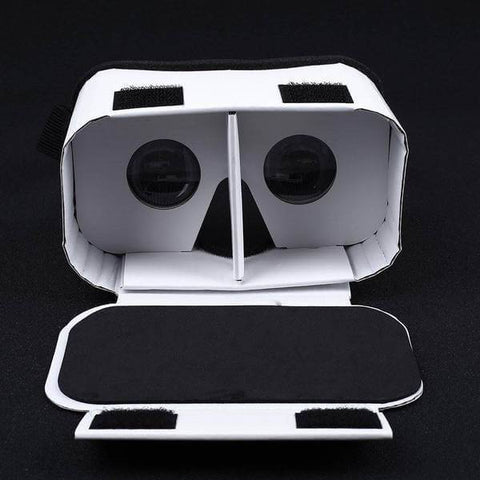 "DIY Glasses Box for Virtual Reality compatible with 4-6"" screen"
