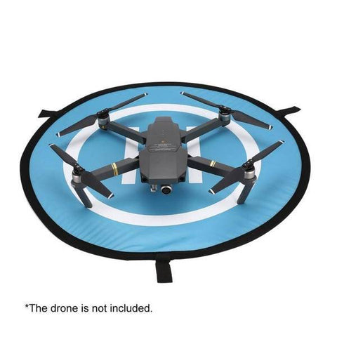 Image of 55cm Fast-fold Landing Pad Universal FPV Drone Parking Apron Foldable