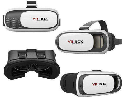 Vr Box Version 3D Video Glasses for 6 - 8.2Cm Width Smartphones