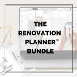 The Renovation Planner™ Bundle