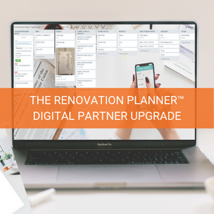 The Renovation Planner™ Digital Partner