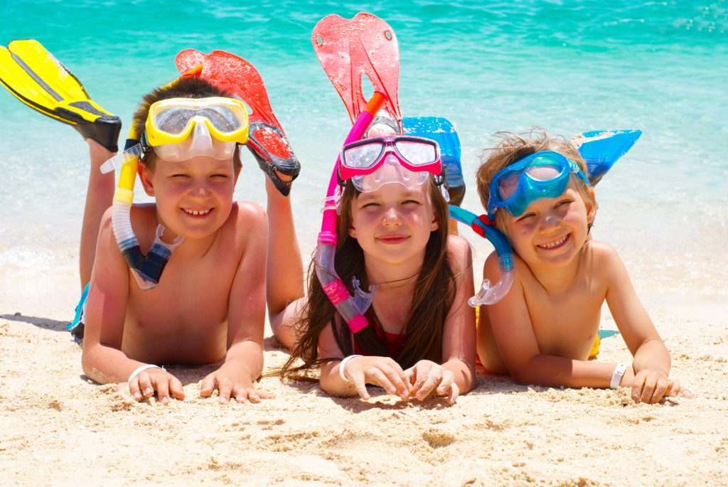 Allowing children to get sunburn is 'child abuse' claim doctors