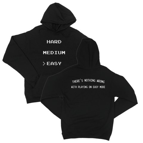 EASY MODE HOODIE (ARROW)
