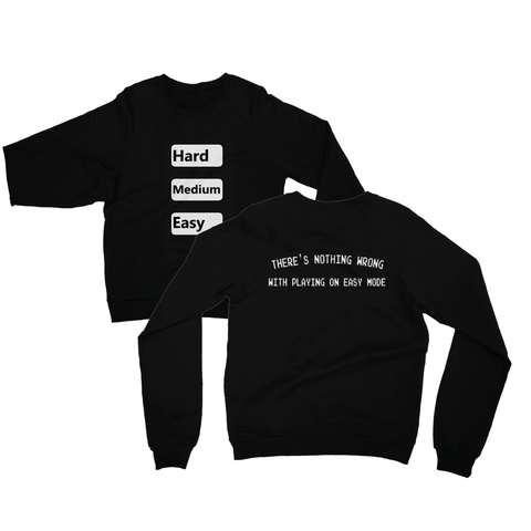 EASY MODE SWEATSHIRT (CURSOR)