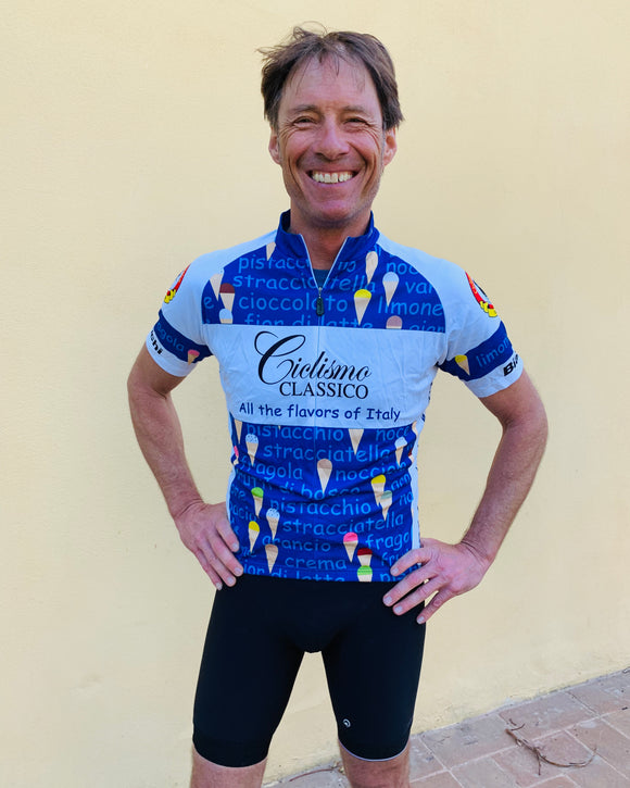 Gelato Short Sleeve Cycling Jersey