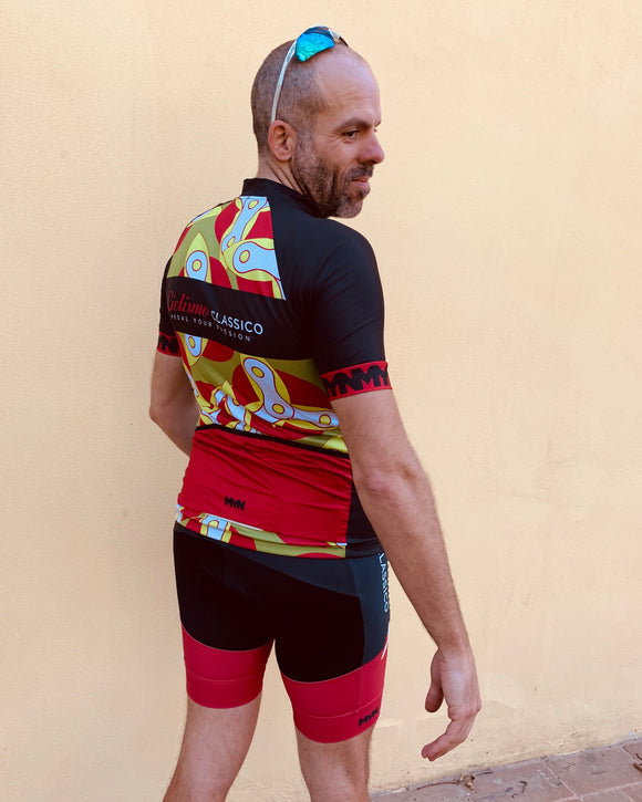 COMING SOON- Spinner Short Sleeve Cycling Jersey