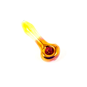 GOLD FUMED OMBRE SPOON