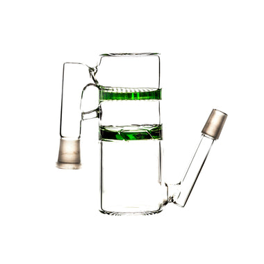 14MM 45 Degree Honeycomb Turbine Ashcatcher