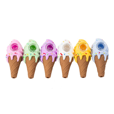 ICE CREAM, YOU SCREAM-SILICONE ICE CREAM
