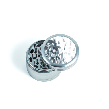 Razorwire - Grinder - 4 Part Al - Clear Top 63Mm