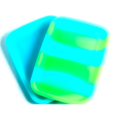 Tray - Silicone - Small Rolling Tray 8
