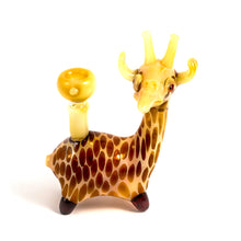 Load image into Gallery viewer, Standing Giraffe Pipe