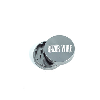 Razorwire - Grinder - 2 Part Al 55Mm