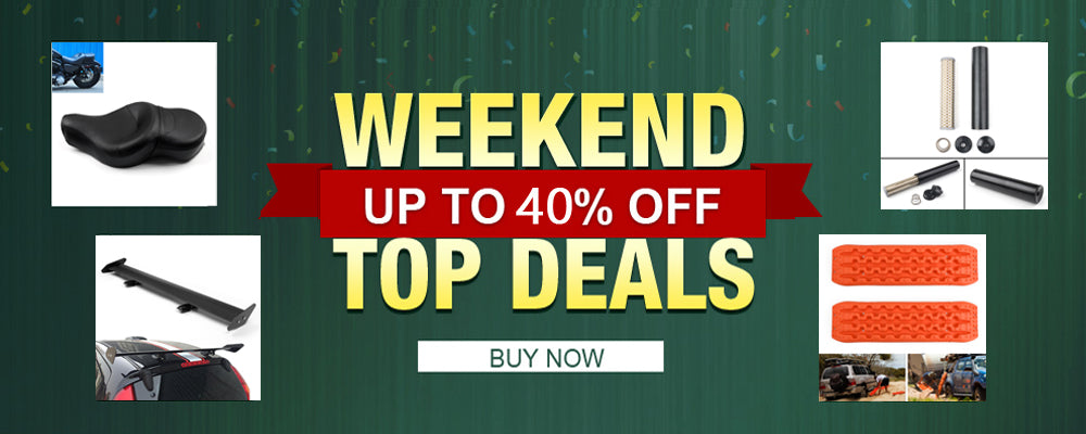 Weekend top deals