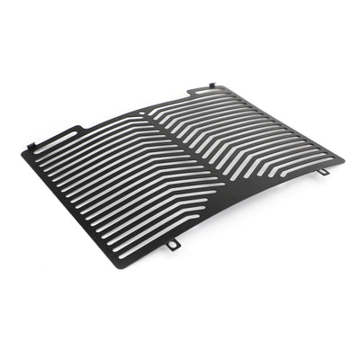 Black Radiator Guard Protector Grill For Honda VFR1200 X & DCT Crosstourer 12-19 Generic