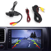 Reversing IP67 CCD Night Waterproof Backup Rear View Parking Camera For Ford Focus 3C