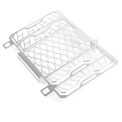 Stainless Steel Radiator Guard Cover Silver Fit For Honda CB500X 2013-2020 Generic