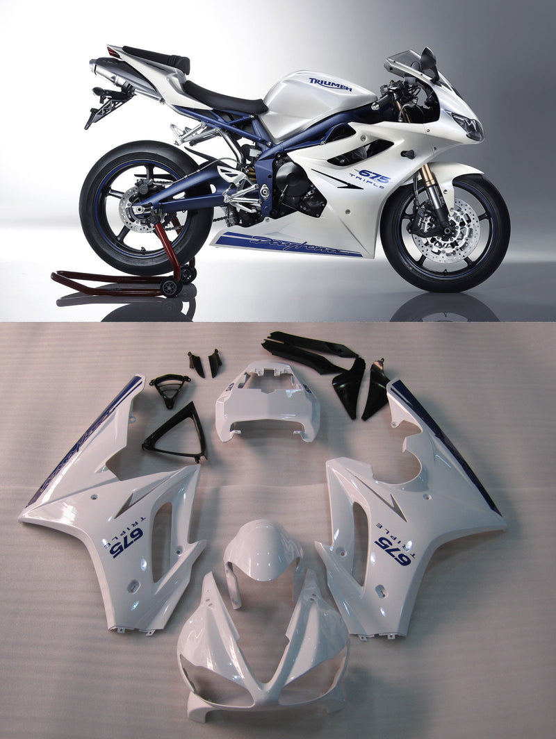 Fit For Triumph Daytona 675 29-213 Bodywork Fairing
