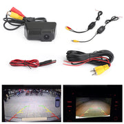 HD Wide Angle Car Rear View Wireless Camera Kit Fit for Ford /Transit /Connect