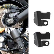 Black Pair ABS Sensor Protection Guard for Yamaha Tracer 900 / GT FJ-09 15-2019