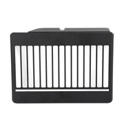 Stainless Steel Radiator Guard Cover Black Fit For Honda Rebel CMX 500 300 17-20 Generic
