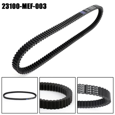 Premium Drive Belt For Honda FJS400 Silver Wing 2006-2009 23100-MEF-003