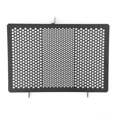 Black Radiator Guard Cover Fit for KAWASAKI Z800 Z1000 13-20 Black Generic