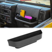 Car Inner Co-pilot Storage Box Handle Case For 97-2006 Wrangler TJ