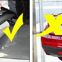 Universal Aluminum Adjustable Double Deck GT Rear Trunk Wing Spoiler, 2 Color