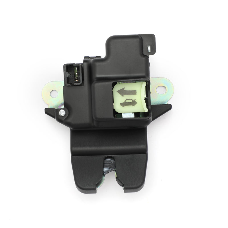Rear Tailgate Trunk Latch 81230-3X010 Fit For 2011-2016 Hyundai Elantra Generic