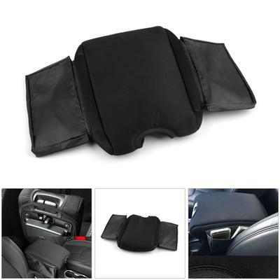 Center Console Armrest Pad Guard Cover Seat Box For Jeep Wrangler JK 2011-2017